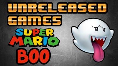 Unreleased Games | Super Mario Boo Game (Untitled)