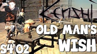 Kenshi :: S4 Ep 2 :: Old Man's Wish