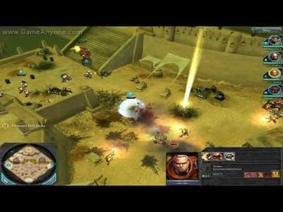 "Dawn of War 2 Campaign HD Part 45 ""Stolen Armor"""
