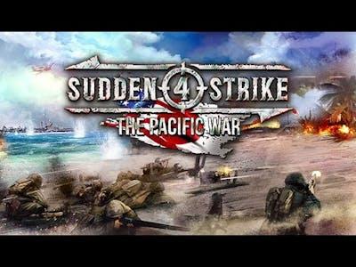 Sudden Strike 4.Battle of Leyte Gulf.America campaign!