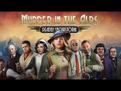 Murder In The Alps - Chapter 1 - Part 4 - Android/iOS Gameplay/Walkthrough
