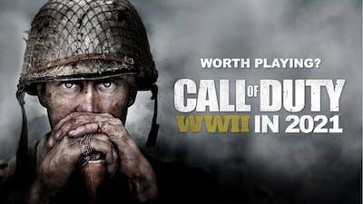 Call of Duty World War 2 in 2021