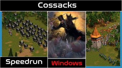"(Speedrun) Cossacks AOW ""Saxon Gold"" in 07m 46s [PC]"
