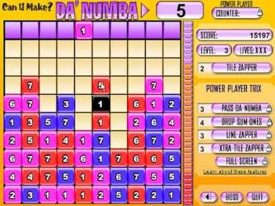 Da' Numba (Windows game 2004)