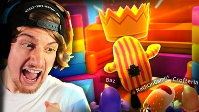 THE CRAZIEST BR GAME EVER (& It's awesome) || Fall Guys: Ultimate Knockout