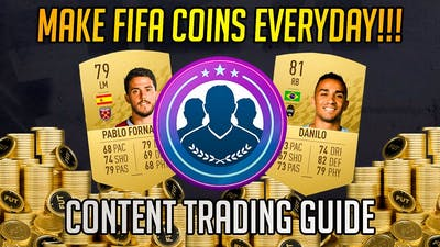HOW TO MAKE EASY COINS IN FIFA!!! SBC TRADING IN FIFA 22 ULTIMATE TEAM