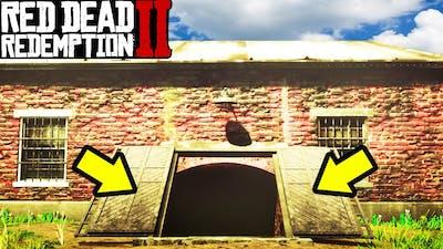 SECRET BUNKER TO PRISON in Red Dead Redemption 2! Red Dead Online!