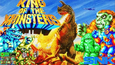 King of the Monsters   Neo-Geo   Gameplay