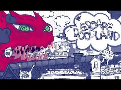 Escape Doodland ★ GamePlay ★ Ultra Settings