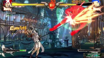 Guilty Gear Rev 2: Games With CongoTempest