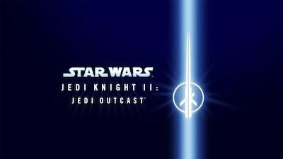 Nostalgia Gaming || Star Wars Jedi Knight II: Jedi Outcast
