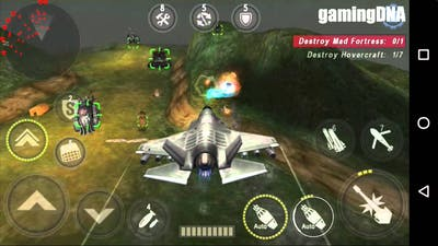 GUNSHIP BATTLE : F-35B Lightning II - Mad Point