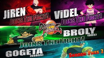 Dragon Ball FighterZ New Season Pass 2 1080p