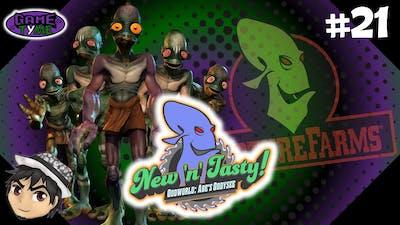 Oddworld: New 'n' Tasty! #21
