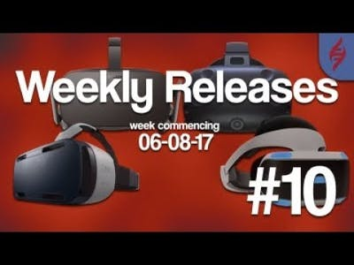 Weekly New Releases Week 10