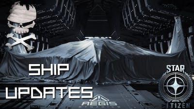 Star Citizen : Ship Updates Aegis Eclipse revealed... well sorta 05-12-2017