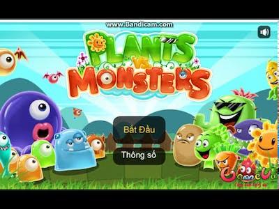 Game Hoa quả nổi giận Online - Plants Vs Monsters Part1 (1-3)