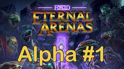 Alpha: Forced Showdown