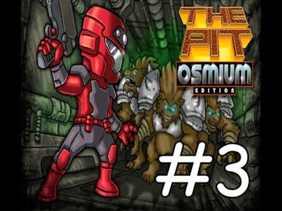 Sword of the Star the pit osmium edition #3   Munição é um problema