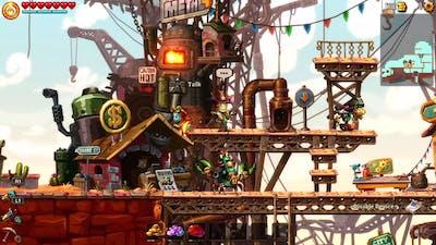 SteamWorld Dig2 part 8
