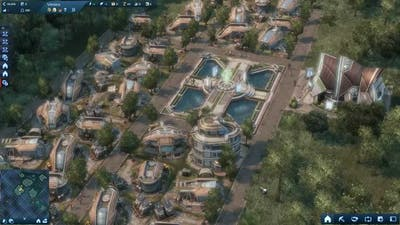 Let's Play: Anno 2070 Continuous Ep 1 - Establishment