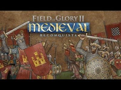 Field of Glory 2: Medieval. Army list analysis: Granadine 1232 with Berber (Murabit) 1244 allies.