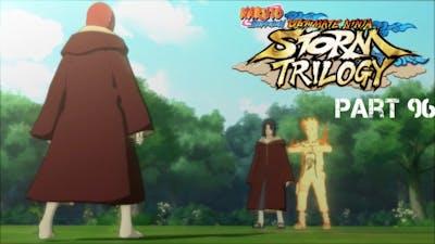 Naruto Shippuden Ultimate Ninja Storm Trilogy Part 96: Itachi & Nagato
