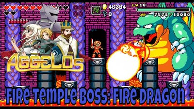 Aggelos - Fire Temple 2