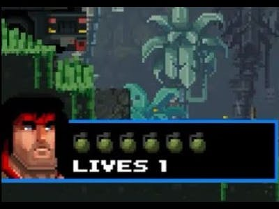 BROFORCE #1 (THE GAME THAT MAKES EVERYTHING EPIC)