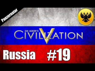 Civilization 5: Russian Unification - episode 19
