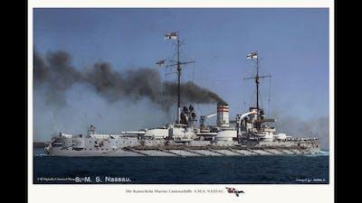 Nassau class - The German Challenge: A World War I Naval History