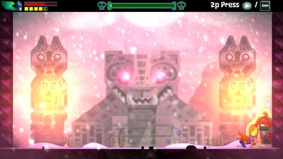 Guacamelee Gold Edition! 1x21: And We're Back!