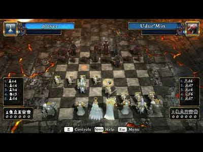 Battle vs  Chess 2021 I deadly pawn attack !