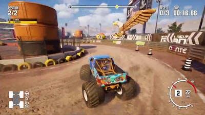 Monster Truck Championship gameplay