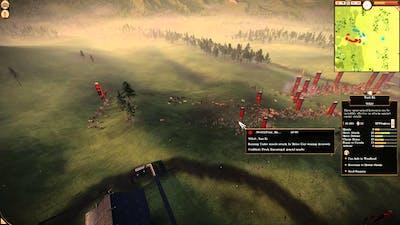 Fall of the Samurai - Ernesto Vs. Point Man CAVALRY SPAMS!!!