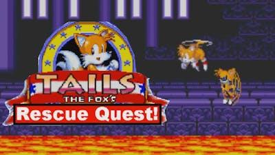 Sonic Fan Games - Tails Rescue Quest