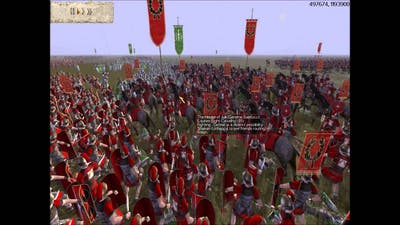 """Rome 1 and im the lonely (Premarian) army in a roman 2v2 """"god help me"""""""