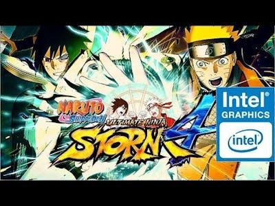 Naruto Shippuden: Ultimate Ninja Storm 4 on Intel HD 530