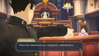 The Great Ace Attorney Chronicles – New Features Trailer