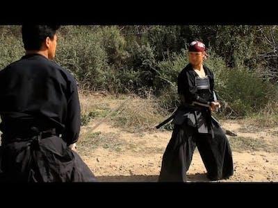 Samurai Sword Fight: Katana Showdown