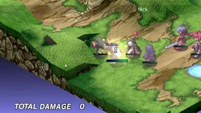 Detonator plays disgaea PC