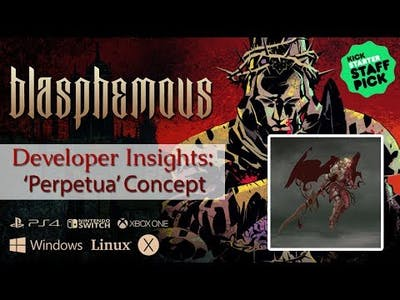 Developer Insights - Perpetua Eclessiae concept timelapse