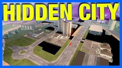 EURO TRUCK SIMULATOR 2'S ABANDONED CITY!!