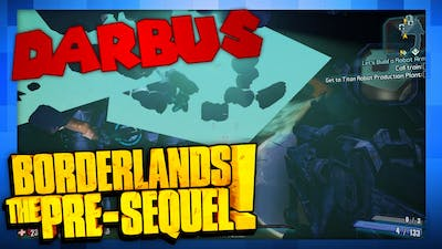 Borderlands: The Pre Sequel - Out of Bounds Glitches!
