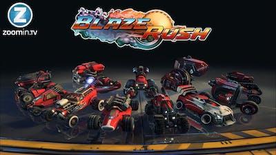 BlazeRush Gameplay [PC] (60 FPS)
