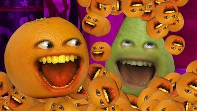 Dropping Stuff on Pear (Annoying Orange Supercut)