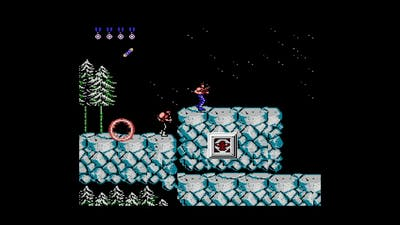 Contra Anniversary Collection 1 death