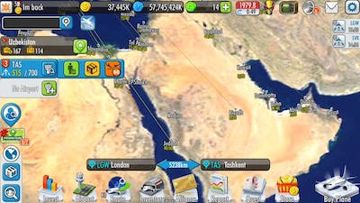Lets Play Air Tycoon Online 2 (1) How stopovers changed the game