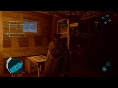 Fanorona Game Assassin's Creed® III Remastered
