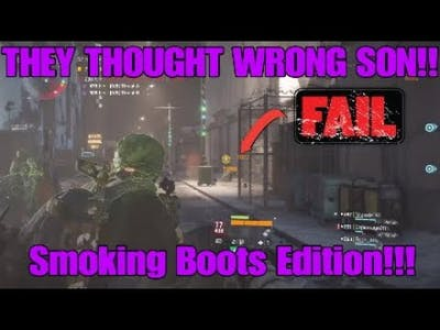 Tom Clancy's Division 1.8.1    They thought wrong SON!!!!